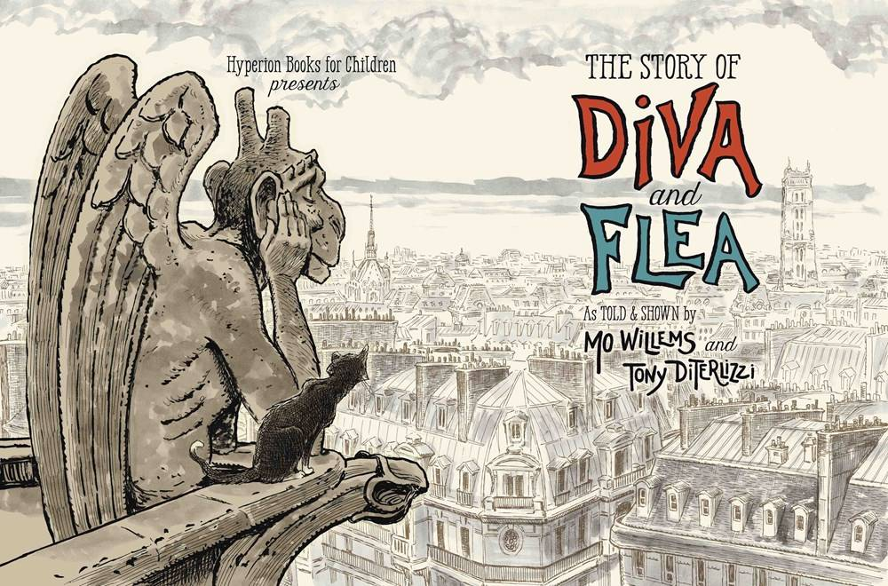 Disney-Hyperion The Story of Diva and Flea