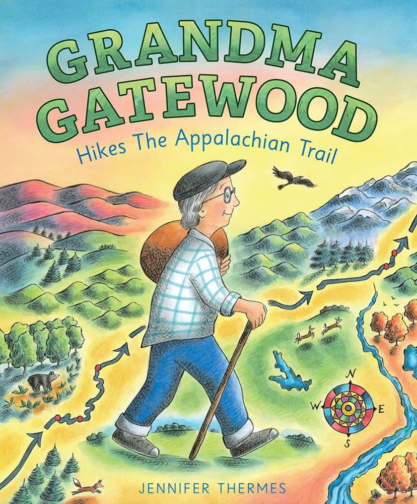 Abrams Books for Young Readers Grandma Gatewood Hikes the Appalachian Trail
