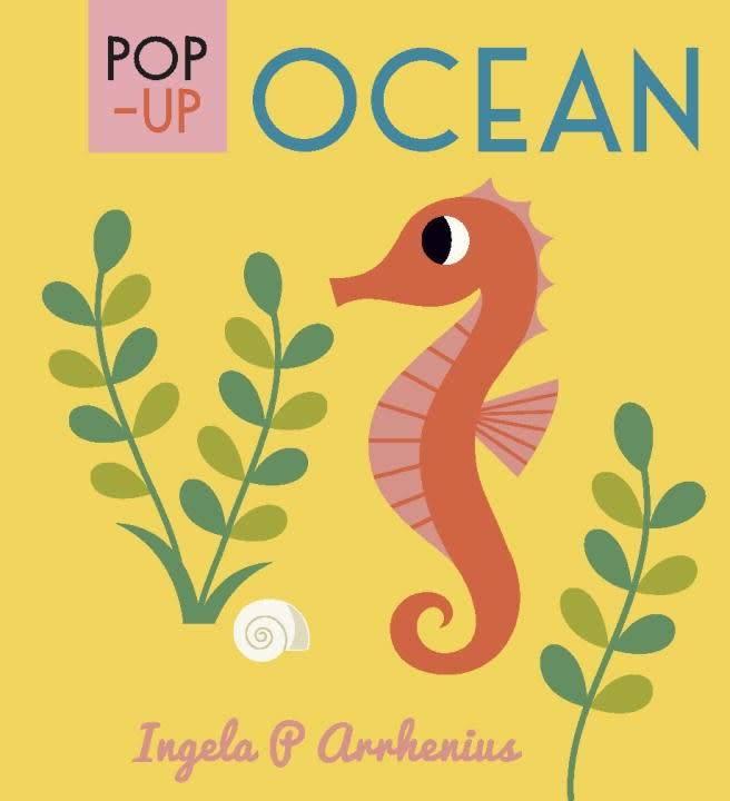 Candlewick Studio Pop-up Ocean