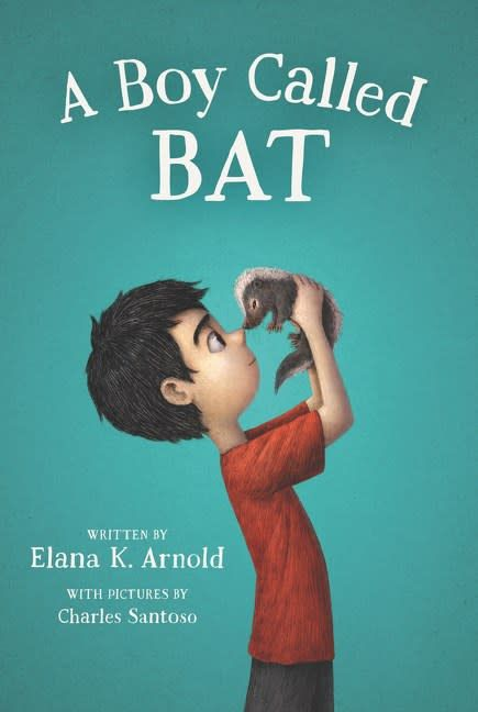 Walden Pond Press A Boy Called Bat 01