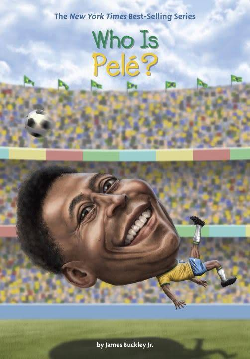 Penguin Workshop Who Was...?: Who Is Pele?