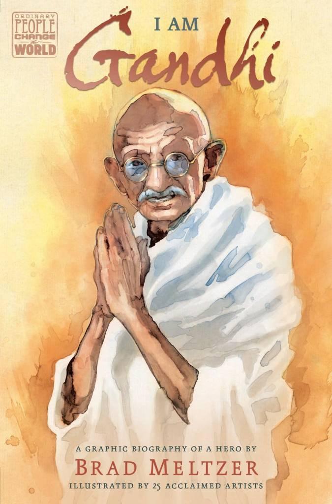 Dial Books I Am Gandhi