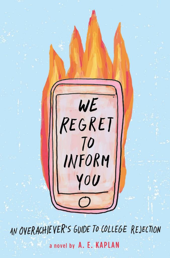 Knopf Books for Young Readers We Regret to Inform You
