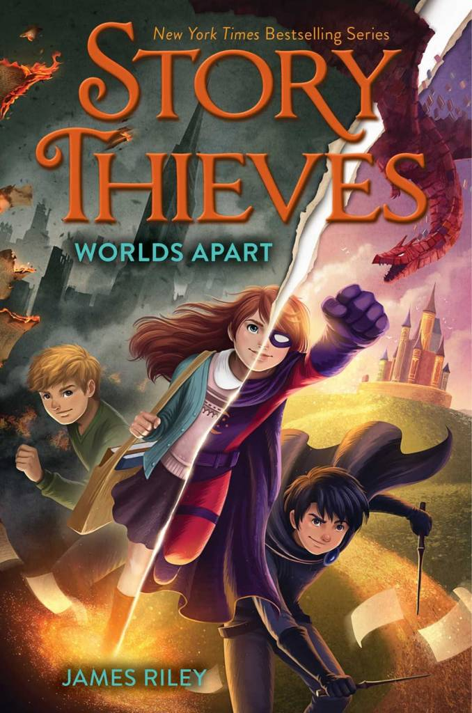 Aladdin Story Thieves 05 Worlds Apart