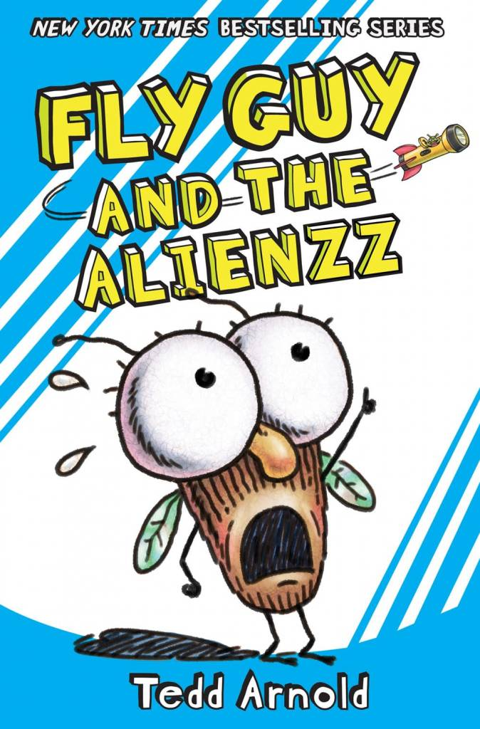Cartwheel Books Fly Guy 18 Fly Guy and the Alienzz