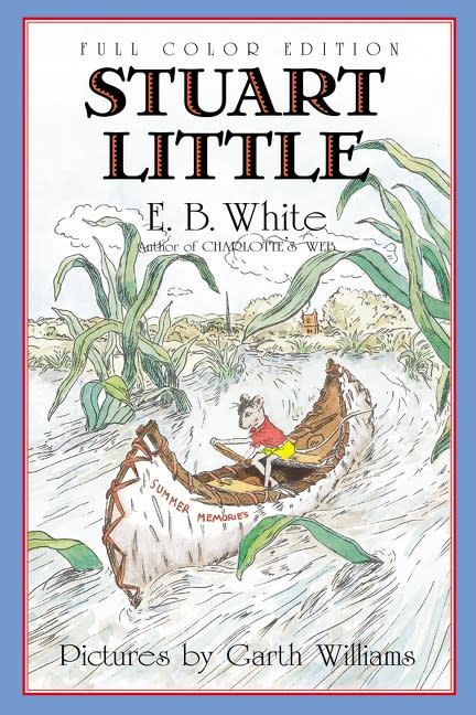 Harper Stuart Little (Special Color Ed.)