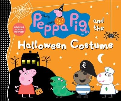 Candlewick Entertainment Peppa Pig and the Halloween Costume