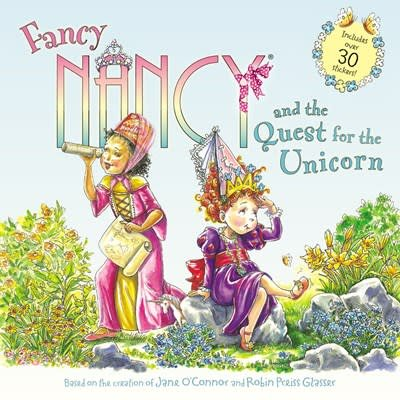 HarperFestival Fancy Nancy and the Quest for the Unicorn