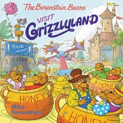 HarperFestival Berenstain Bears: Visit Grizzlyland