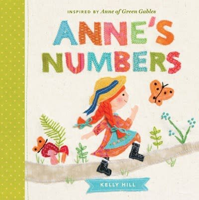 Tundra Books Anne's Numbers