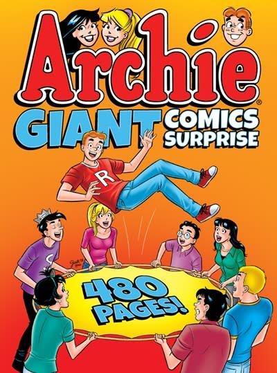 Archie Comics Archie Giant Comics Surprise