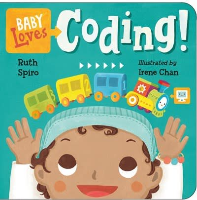 Charlesbridge Baby Loves: Coding!