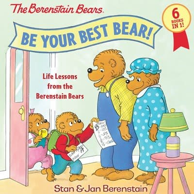 Random House Books for Young Readers Be Your Best Bear!