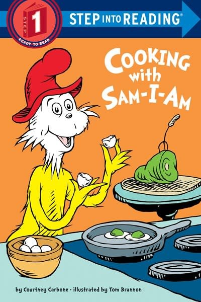 Random House Books for Young Readers Cooking with Sam-I-Am