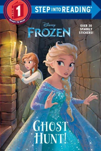 RH/Disney Disney Frozen: Ghost Hunt! (Step-Into-Reading, Lvl 1)