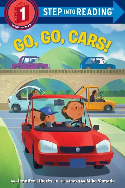 Random House Books for Young Readers Go, Go, Cars!