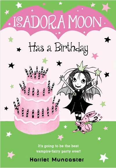 Random House Books for Young Readers Isadora Moon 04 Has a Birthday