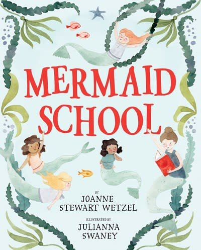Knopf Books for Young Readers Mermaid School