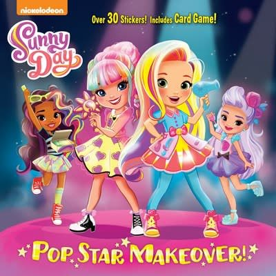 Random House Books for Young Readers Sunny Day: Pop Star Makeover!