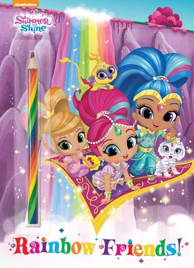Golden Books Shimmer and Shine: Rainbow Friends!