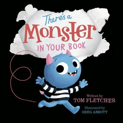 Random House Books for Young Readers There's A Monster in Your Book