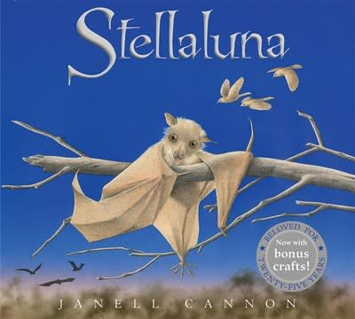 HMH Books for Young Readers Stellaluna 25th Anniversary Edition