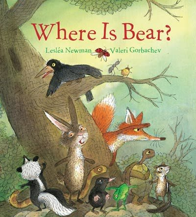 HMH Books for Young Readers Where Is Bear? (padded board book)