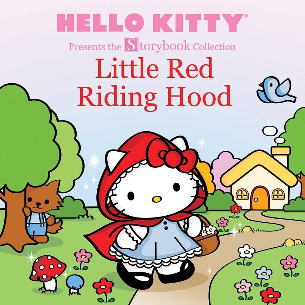 Abrams Books for Young Readers Hello Kitty Presents the Storybook Collection: Little Red Riding Hood