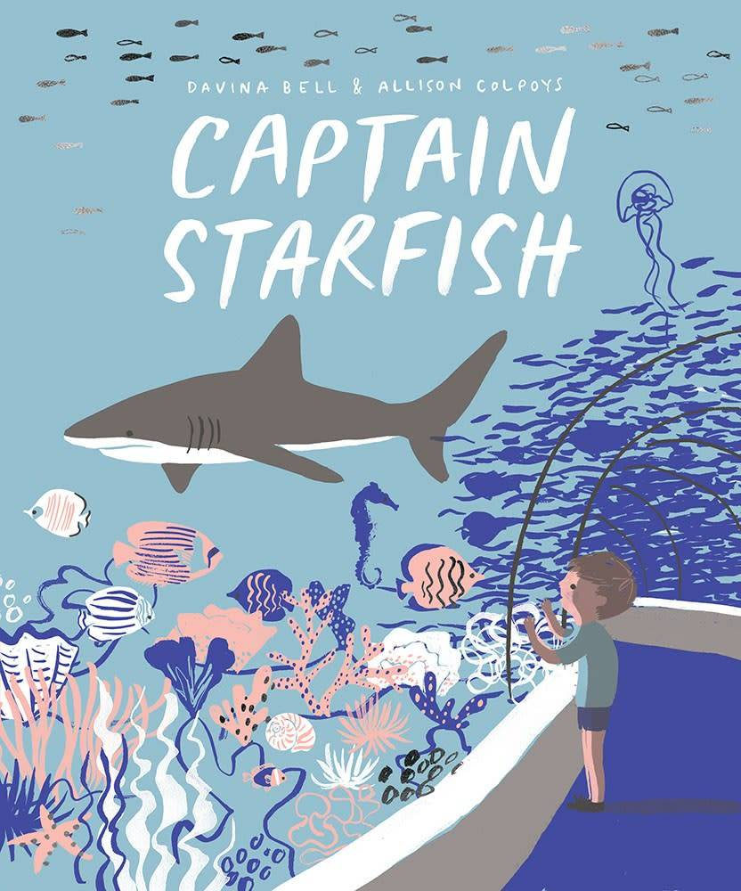 Abrams Books for Young Readers Captain Starfish