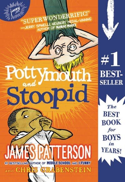 jimmy patterson Pottymouth and Stoopid