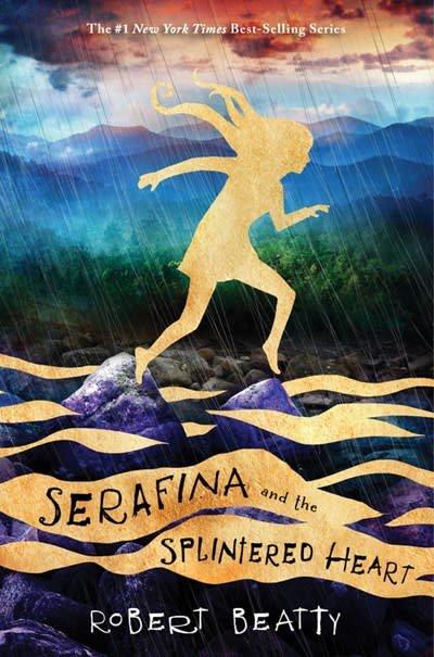 Disney-Hyperion Serafina and the Splintered Heart (A Serafina Novel)