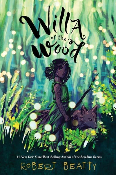 Disney-Hyperion Willa of the Wood