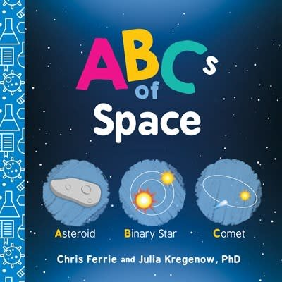 Sourcebooks Jabberwocky ABCs of Space
