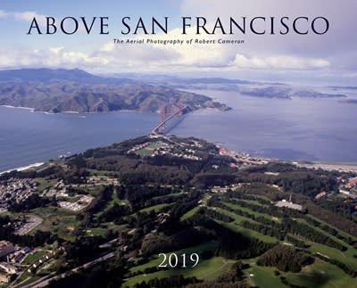 Abrams Calendars Above San Francisco 2019 Wall Calendar