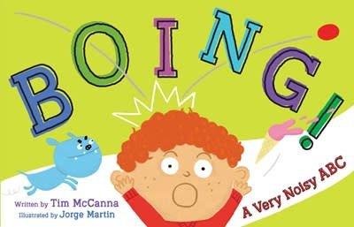 Simon & Schuster/Paula Wiseman Books Boing!: A Very Noisy ABC