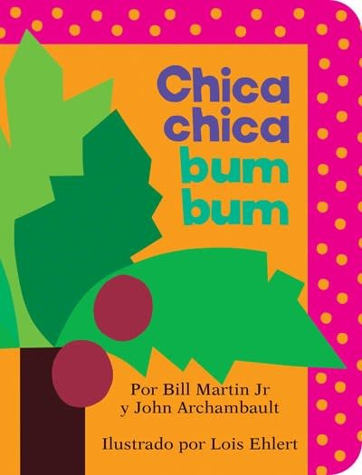 Libros Para Ninos Chica chica bum bum (Chicka Chicka Boom Boom)