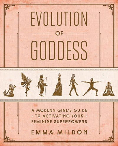 Atria/Enliven Books Evolution of Goddess