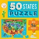 Printers Row Games on the Go!: 50 States Puzzle