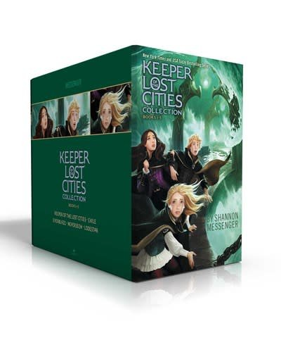 Aladdin Keeper of the Lost Cities Boxed Set (Books #1-5)