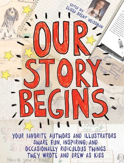 Atheneum Books for Young Readers Our Story Begins