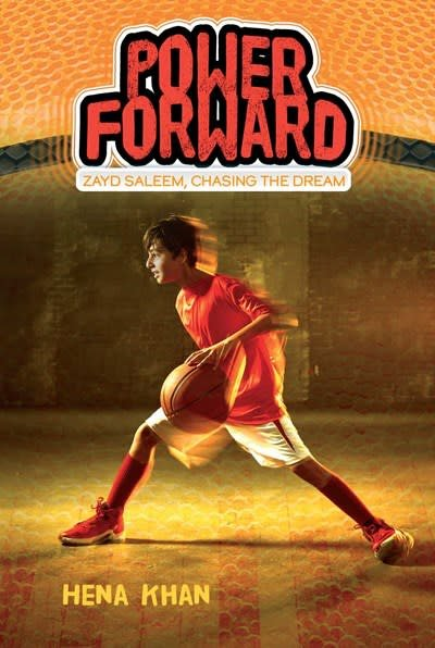 Salaam Reads / Simon & Schuster Books for Young Re Power Forward