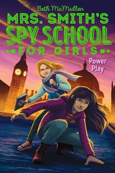 Aladdin Spy School For Girls 02 Power Play