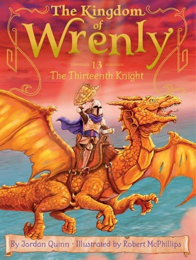 Little Simon Kingdom of Wrenly 13 The Thirteenth Knight