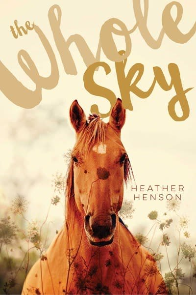 Atheneum/Caitlyn Dlouhy Books The Whole Sky