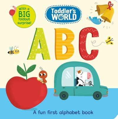 Silver Dolphin Books Toddler's World: ABC