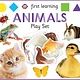 Priddy Books First Learning ANIMALS Play Set