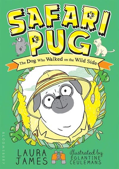 Bloomsbury Children's Books Safari Pug
