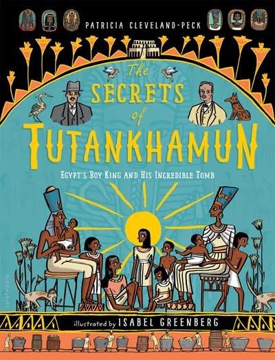 Bloomsbury Children's Books The Secrets of Tutankhamun