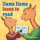Viking Books for Young Readers Llama Llama Loves to Read