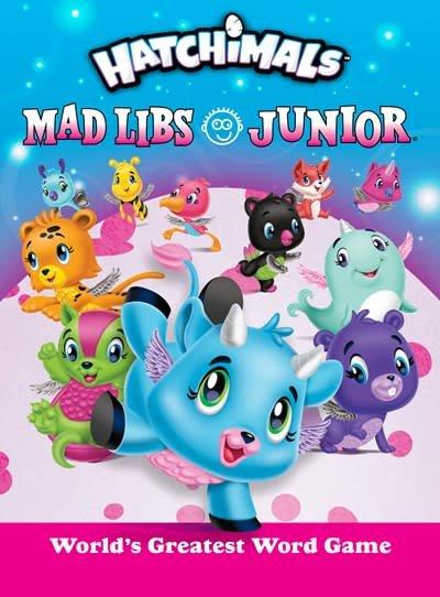 Mad Libs Mad Libs Junior: Hatchimals